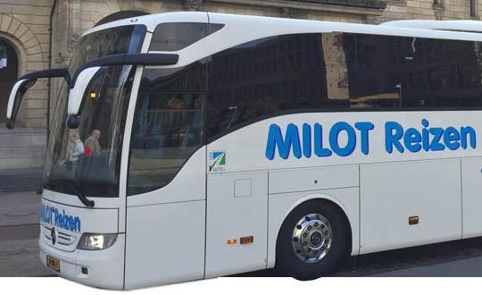 Milot reizen rotterdam goedkope busreizen for Goedkope kamers rotterdam